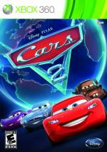 Cars 2: The Video Game dvd cover