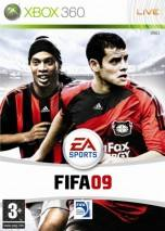 FIFA Soccer 09 dvd cover
