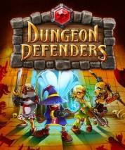 Dungeon Defenders cd cover