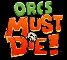 Orcs Must Die dvd cover