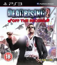 Dead Rising 2: Off the Record cd cover