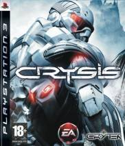 Crysis cd cover