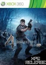 Resident Evil 4 dvd cover