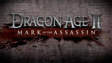 Dragon Age II: Mark of the Assassin dvd cover