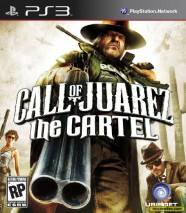 Call of Juarez: The Cartel cd cover