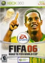 FIFA Soccer 06 Cover