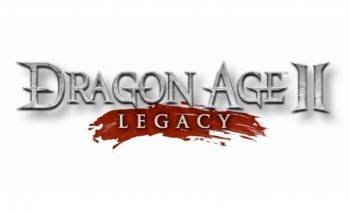 Dragon Age II: Legacy dvd cover