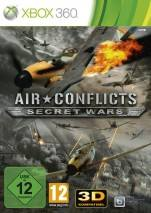 Air Conflicts: Secret Wars dvd cover
