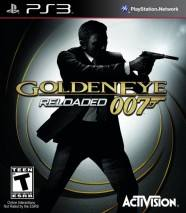GoldenEye 007 Reloaded cd cover