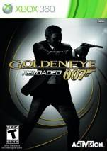 GoldenEye 007: Reloaded dvd cover