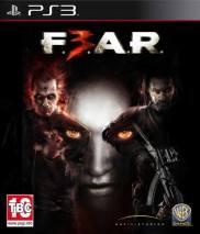 F.E.A.R. 3 cd cover