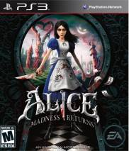 Alice: Madness Returns cd cover