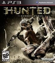 Hunted: The Demon's Forge cd cover