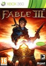 Fable III dvd cover