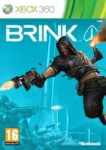 Brink dvd cover