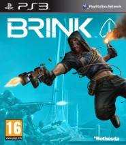 Brink cd cover