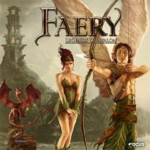 Faery: Legends of Avalon cd cover