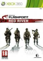 Operation Flashpoint: Red River dvd cover