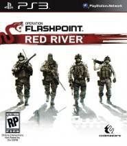 Operation Flashpoint: Red River cd cover