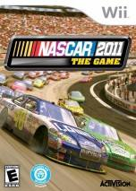 NASCAR The Game: 2011 dvd cover