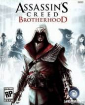 Assassin's Creed Brotherhood dvd cover