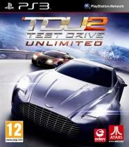 Test Drive Unlimited 2 dvd cover