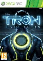 Tron Evolution dvd cover