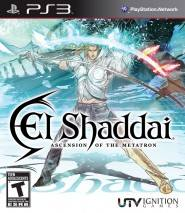 El Shaddai: Ascension of the Metatron Cover