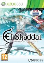El Shaddai: Ascension of the Metatron dvd cover
