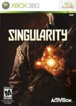 Singularity dvd cover