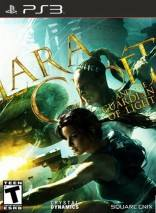 Lara Croft and the Guardian of Light dvd cover