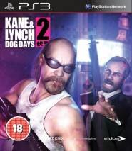Kane & Lynch 2 Dog Days cd cover