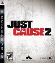 Just Cause 2 cd cover
