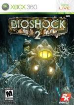 BioShock 2 dvd cover