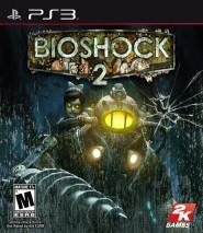 BioShock 2 cd cover