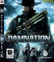 Damnation dvd cover