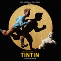 The Adventures of Tintin: The Secret of the Unicorn dvd cover