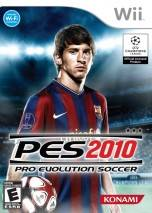 Pro Evolution Soccer 2010 dvd cover 
