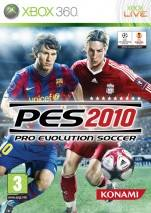 Pro Evolution Soccer 2010 Cover