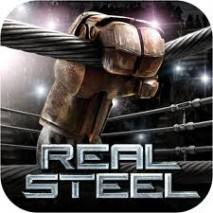 Real Steel HD dvd cover