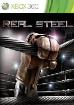 Real Steel dvd cover