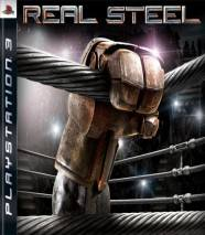 Real Steel HD cd cover