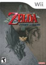 The Legend of Zelda: Twilight Princess dvd cover