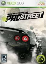 Need for Speed ProStreet dvd cover