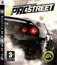 Need for Speed ProStreet Cover