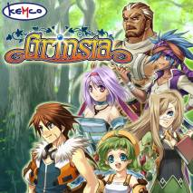 Grinsia dvd cover