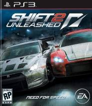Need for Speed Shift 2: Unleashed cd cover