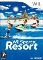 Wii Sports Resort dvd cover 