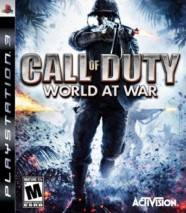 Call of Duty: World at War cd cover