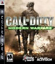 Call of Duty: Modern Warfare 2 cd cover